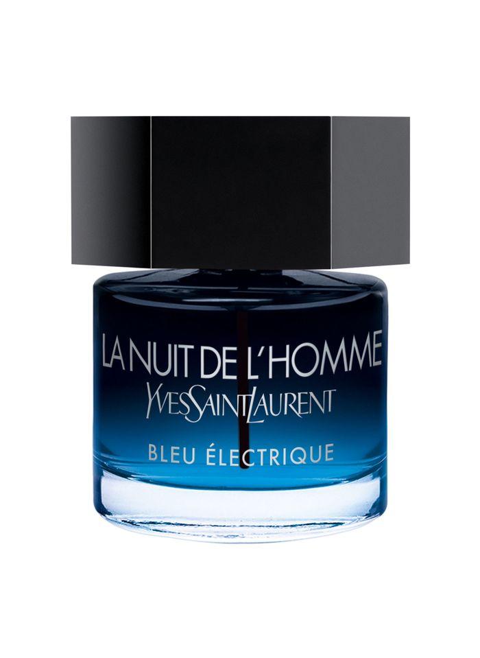 YVES SAINT LAURENT La Nuit de L'Homme Bleu Electrique Le parfum
