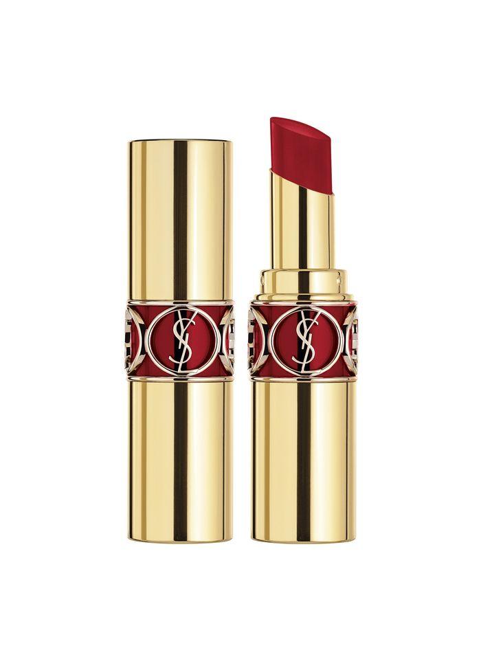 YVES SAINT LAURENT Rouge Volupté Shine Oil-In-Stick Rouge à Lèvres  - 80 Chili Tunique