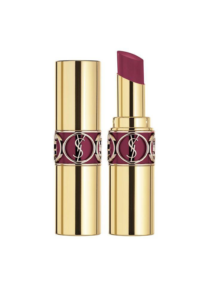 YVES SAINT LAURENT Rouge Volupté Shine Oil-In-Stick Rouge à Lèvres  - 90 Plum Tunique