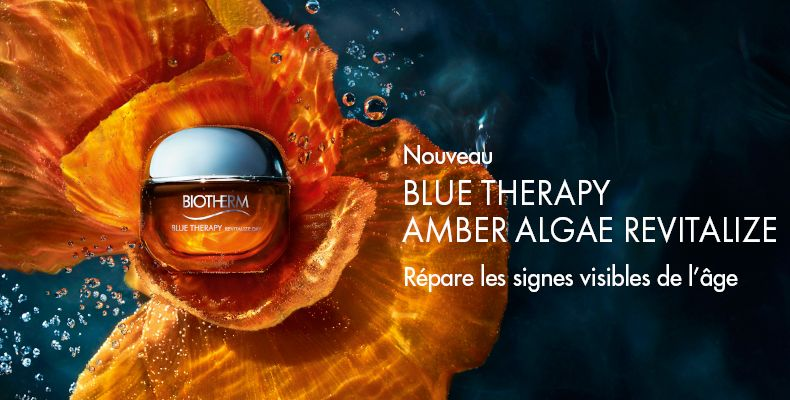 Biotherm - visuel mobile