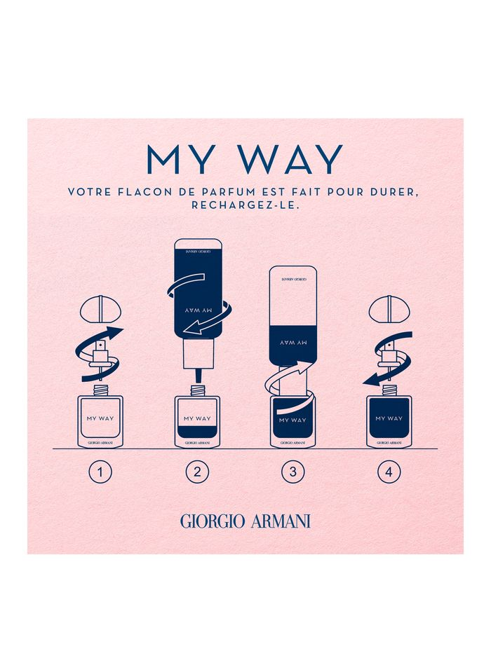 ARMANI My Way - Eau de Parfum Intense