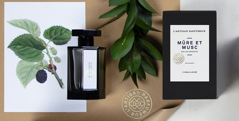 l'artisan parfumeur - visuel mobile