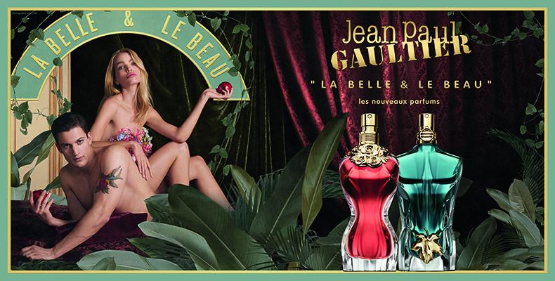 Jean Paul Gaultier - visuel mobile
