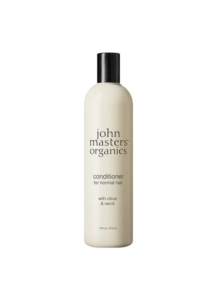 JOHN MASTERS ORGANICS Après-shampoing cheveux normaux agrumes et néroli