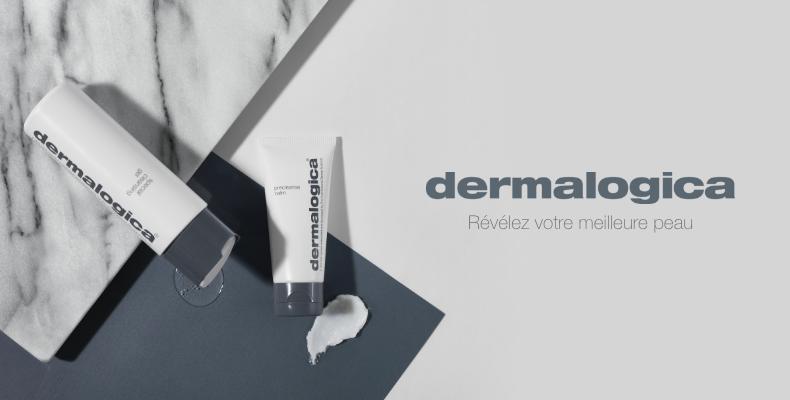 Dermalogica - visuel mobile