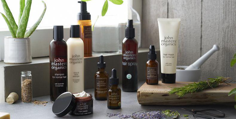 John masters organics - mobile