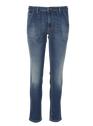 ACQUAVERDE H.BRUSHED Jeans verschoten