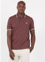 FRED PERRY HENNA Bruin