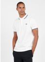 FRED PERRY SNW/1964RYL/TRTG Wit
