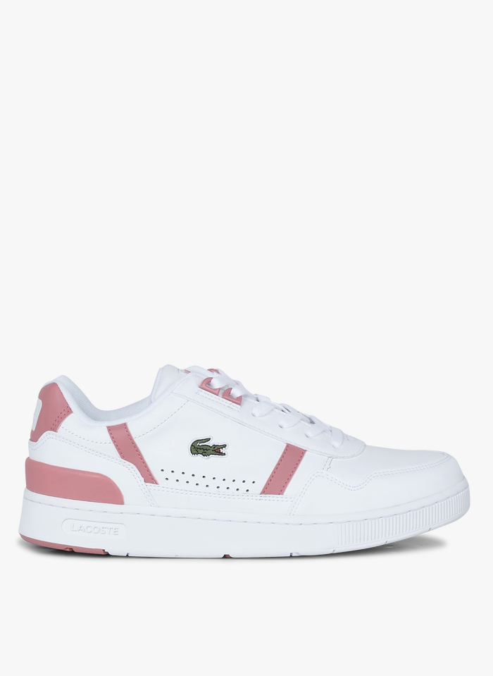 LACOSTE Lage sneakers Wit
