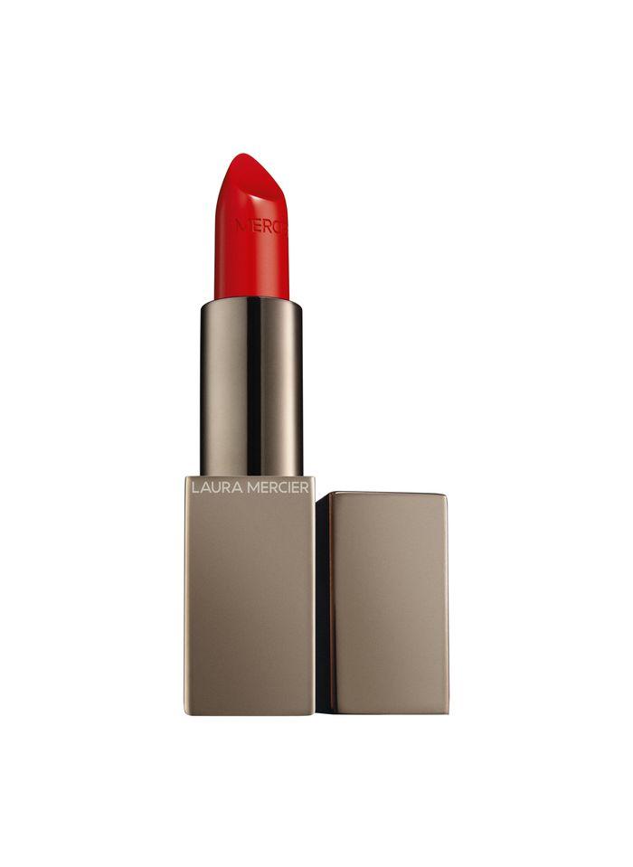 LAURA MERCIER Rouge Essentiel - Zijdezachte lippenstift  - CORALVIF