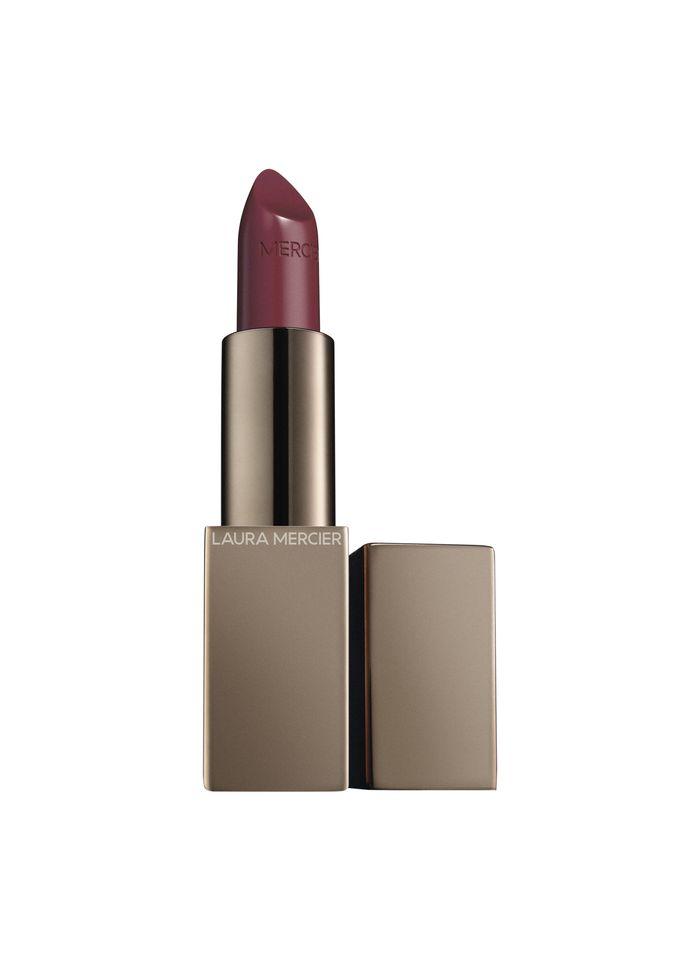 LAURA MERCIER Rouge Essentiel - Zijdezachte lippenstift  - MAUVEPLUM