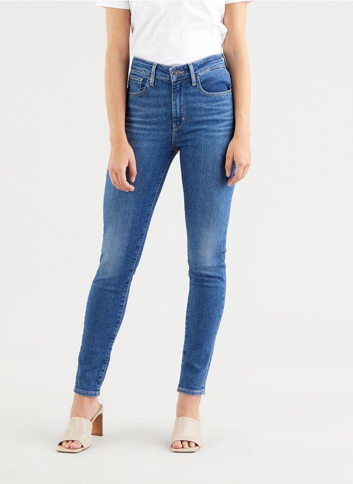 LEVI'S 721 High Rise Skinny jeans Jeans verschoten