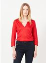 ONE STEP Rouge vermillon Rood