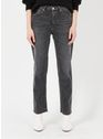 REIKO DNM BL-535 Jeans verschoten