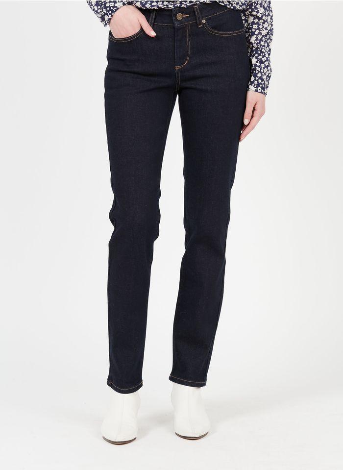 SUD EXPRESS Slim-fit jeans Jeans onbewerkt