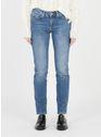SUD EXPRESS MEDIUM STONE Jeans verschoten